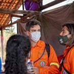 hauahuahauhauhauahhauhauahuahuahauhuSOS Pantanal treinou brigadas para evitar incêndios durante período da seca de 2021