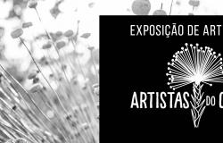 Exposição 'Artistas do Cerrado' até abril no Espaço Cultural Casa Di Rose.