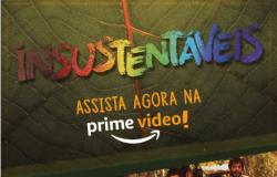 A série Insustentáveis estreia na Amazon Prime Vídeo.