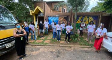 Ao garantir renda a jovens na pandemia, projeto de MT promove inclusão digital e fomenta economia local