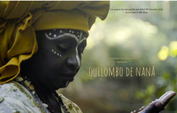 'Quilombo de Nanã', espetáculo do Grupo Elementares do Quilombo em curta temporada.