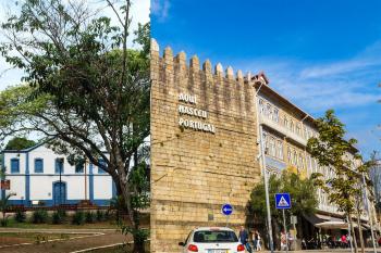 Colaboração e Amizade entre Chapada dos Guimarães e Guimarães, Portugal.