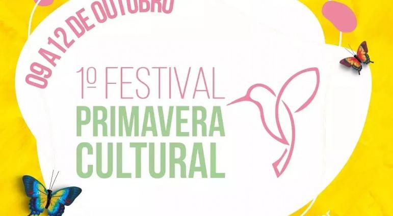 Festival Primavera Cultural neste feriado em Chapada dos Guimarães!