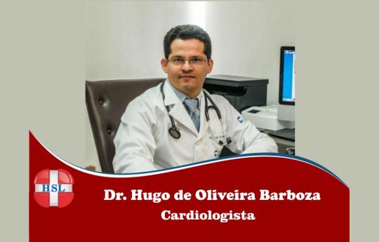 Dr Hugo de Oliveira Barboza- Cardiologista