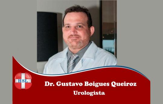 Dr Gustavo Boigues Queiroz- Urologia