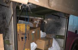 Confecções e carga de milho sem nota fiscal são apreendidas pelos Agentes de Tributos Estaduais no Posto Fiscal de Alto Araguaia