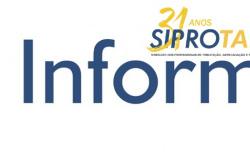 Siprotaf estará fechado para atendimento presencial por 15 dias