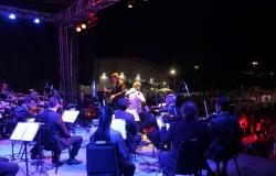 Orquestra Sinfônica de Mato Grosso encantou a população do Vale