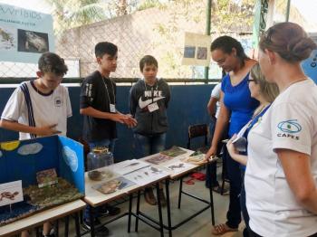 Feira de Ciências em Jaciara: experimentos e conhecimento marcam evento na Escola Maria Villany