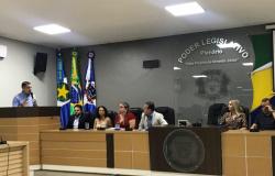 Colégio Militar foi pauta da Audiência Pública realizada na Câmara Municipal de Vereadores em Jaciara