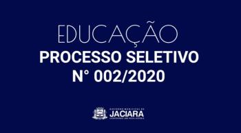 Justiça determina suspensão do Processo seletivo da Educação em Jaciara