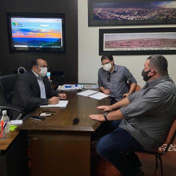 Reestruturação do turismo em Jaciara é pauta de reunião na capital Cuiabá