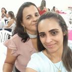 Denise- 3° Chá de mulheres Igreja Batista Nacional