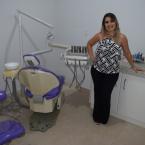 Dra. Lonéli Becker inaugura Consultório Odontológico em Denise