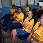 Equipes de Saúde de Denise realizaram conscientizações no Setembro Amarelo