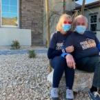 Divorciados se reencontram e se casam novamente 59 anos depois.