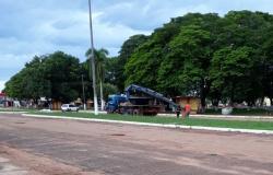 Prefeitura de Denise dá início à completa manutenção na iluminação pública da cidade