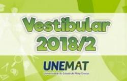 Unemat divulga edital do Vestibular com 2.470 vagas em todo o Estado