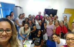 Conselheiras Tutelares de nova Olímpia participação de capacitação em Cuiabá