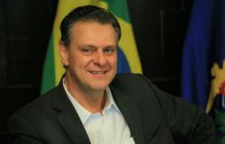 Carlos Fávaro faz coletiva de imprensa e anuncia às 10 horas renúncia do cargo de vice-governador na Assembleia Legislativa de MT