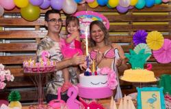 Denise - Aniversário de Laura Torres