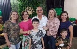 Denise- Aniversário de Lucas Bevilacqua  Teixeira