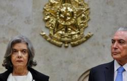Com viagens de Temer, Cármen Lúcia assumirá Presidência na sexta