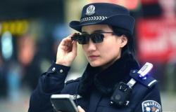O futuro nos alcançou; China usa óculos para reconhecer rostos