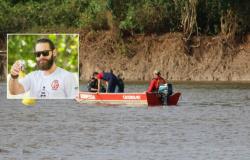 Estudante de medicina se afoga no Rio Paraguai; bombeiros fazem buscas