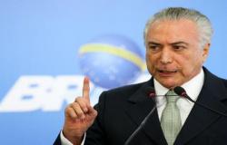 Presidente da República anuncia intervenção federal em Roraima até o fim do ano