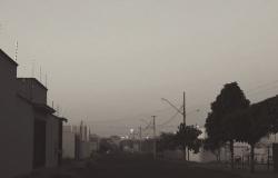 Em mais um dia de queimadas, umidade do ar chegou a 20% em Tangará da Serra