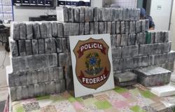 Morador do Assentamento Banco da Terra em Denise  é preso pela  Polícia Federal,com 228 quilos de cocaina avaliada em R$ 4,5 milhões de reais