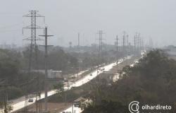 Umidade pode ficar abaixo de nível do deserto do Saara em Cuiabá; temperaturas na casa dos 40ºC