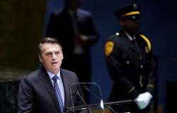 """Bolsonaro ataca mídia mundial e cita """"falácia"""" da Amazônia"""