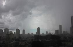 Semana deve ser de chuvas intensas na Capital