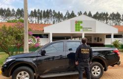 PF faz operação contra esquema que teria desviado R$ 4,8 milhões do IFMT/Mato Grosso.