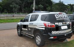 Suspeito pela morte de mulher encontrada despida em construção é preso pela Polícia Civil.