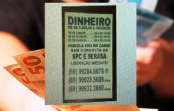 Delegado alerta para novo golpe aplicado em Rondônia do panfleto de empréstimo facilitado