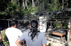 BÁRBARO: Casal é morto com tiros na cabeça e tem corpos queimados