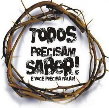 O EVANGELHO É JESUS