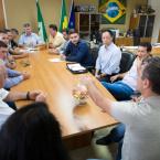 hauahuahauhauhauahhauhauahuahuahauhuLideranças de São José e Nova Maringá recorrem a deputado por mais segurança na região