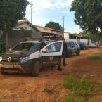 Dois são presos em operação  policial de combate ao tráfico de drogas em São José do Rio Claro