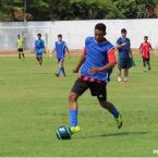 Nova Mutum sub-15 intensifica treinos para jogo decisivo contra o Vila Aurora neste domingo