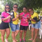 Ciclistas representa São José do Rio Claro em competição Estadual