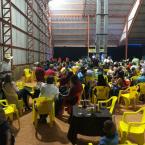 Família Bononi inaugura unidade de armazenamento de grãos em São José do Rio Claro.