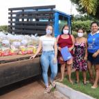 hauahuahauhauhauahhauhauahuahuahauhuVereador de Nova Maringá doa seu salário para comprar cestas básicas que serão entregues para famílias de alunos da APAE