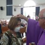 Paróquia São José celebrará duas missas na Matriz nesta Quarta feira de cinzas em São José do Rio Claro