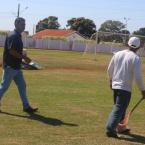 hauahuahauhauhauahhauhauahuahuahauhuSecretário de esportes revitaliza praças esportivas em São José do Rio Claro.