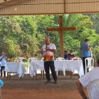 hauahuahauhauhauahhauhauahuahuahauhuPedalada Catequética encerra atividades do Mês das Vocações em São José do Rio Claro