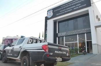 Secretaria aponta queda no número de homicídios e roubos; regionais de Nova Mutum e Guarantã tiveram aumento